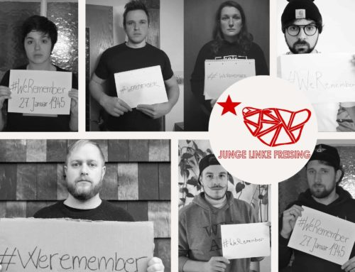 Aufstand gegen das Vergessen – #WeRemember  27. Januar International Holocaust Remembrance Day