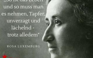 Rosa Luxemburg Zitat